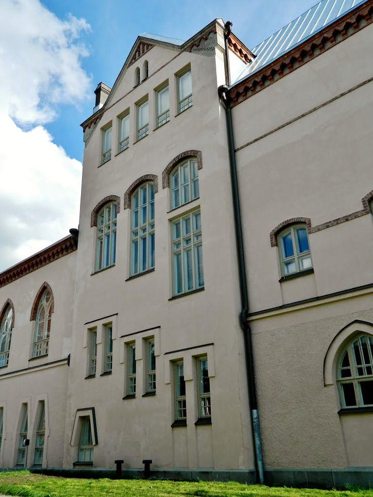 Vaasa Lyceum School.