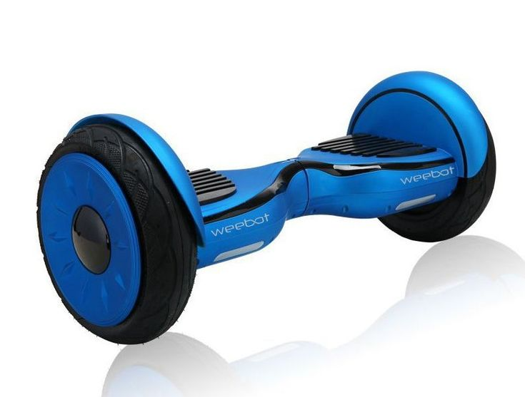 """Weebot 4X4 XE Blue Roues 10"""" Hoverboard pas cher prix Hoverboard Boulanger 599.00 €"""
