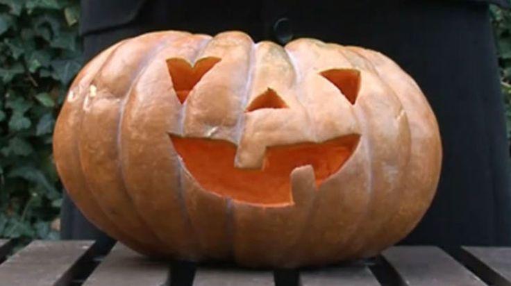 Vidéo : comment faire une citrouille lumineuse pour Halloween ? - Côté Maison