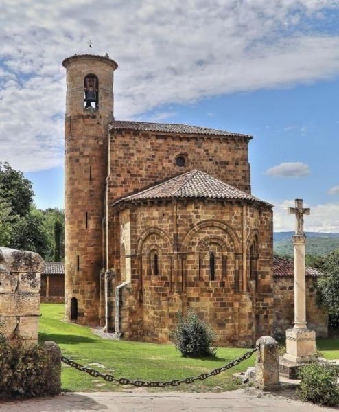 San Martín de Elines - Valderredible, Cantabria