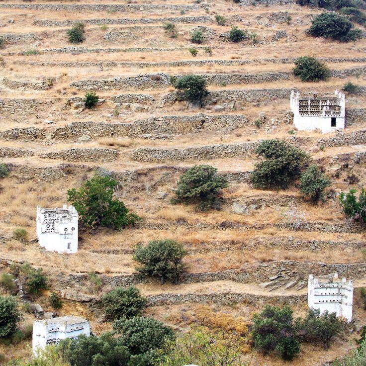 Tinos island, Greece | one photo a day | ph.no352, 17.08.2016 | Dovecotes @ Agapi village