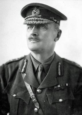 General Sir Edmund Allenby. Q 82969