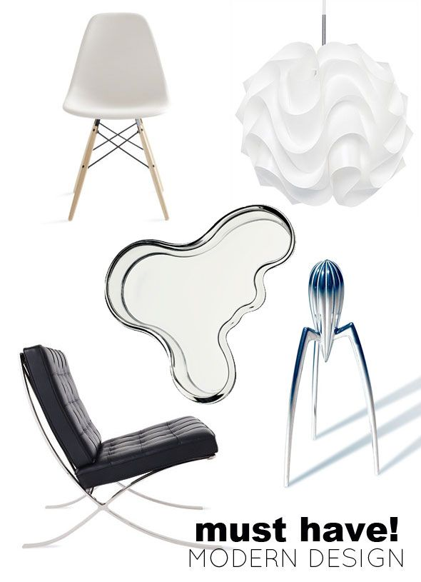 Exceptional 10 Must Have Modern Design Products For Home To Get The Scandinavian Look.