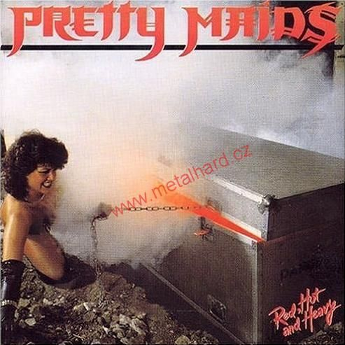PRETTY MAIDS - Red,Hot&Heavy