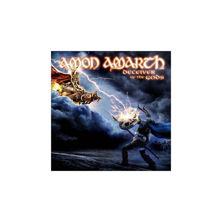 Amon amarth - Deceiver of the gods (CD)