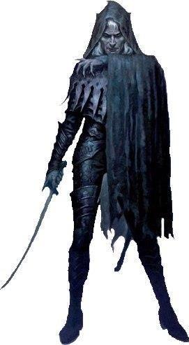 Sacred темный эльф костюм ниндзя