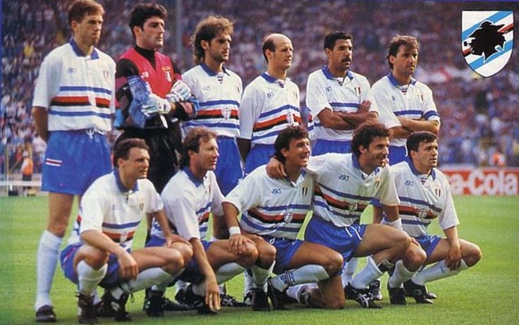 European cup final 1992 #Sampdoria