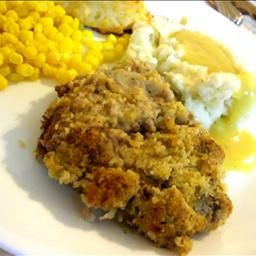 """Ranch Cube Steaks on BigOven: A great way to serve cube steaks. (Dipped in Ranch dressing then baking mix and baked at 425 for about 30 minutes - easy peasy. I will never """"chicken fry"""" steak again - yum!)"""
