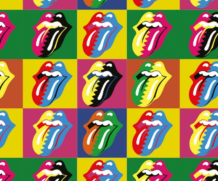 Warhol Tongue - Samsung Galaxy S2 I9100