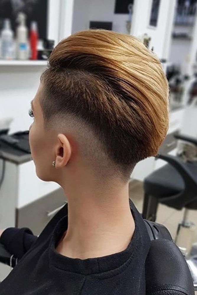 The Fade Haircut Trend Captivating Ideas For Men And Women Fade Haircut Fade Haircut Women Tapered Haircut