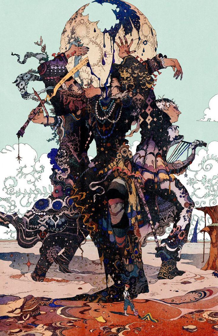 Akiya Kageichi - Golden Gravel