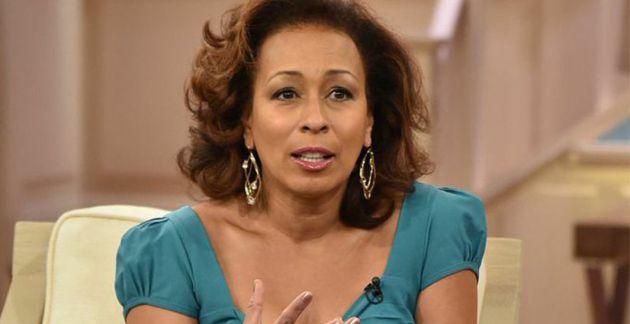 Tamara Tunie guest on the Meredith Vieira show 1-27-15