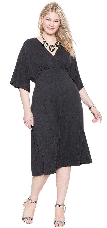 1000  ideas about Plus Size Black Dresses on Pinterest  Full ...