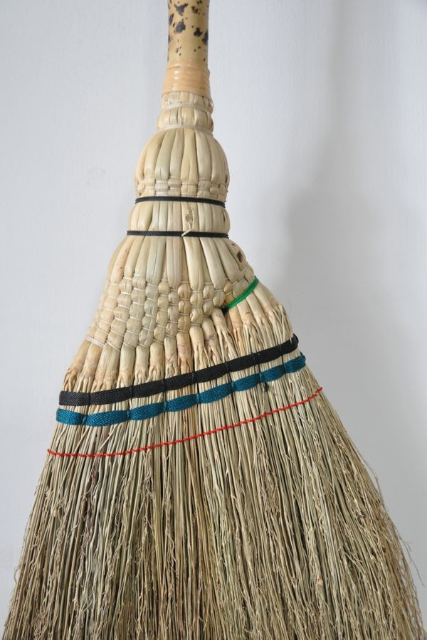 hand-woven broom | http://www.classico-life.com/shop.html