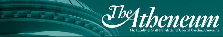 Customer Service-  The Atheneum: The Faculty & Staff Newsletter of Coastal Carolina University.