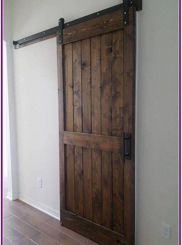 28 Awesome Bedroom Door Decoration Ideas Aoneperfume Barn Doors Sliding