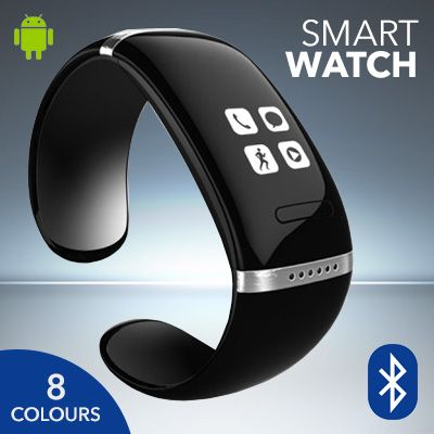 Bluetooth V3.0 Android Smart Watch w Touch Display | Buy EOFY Electronics Sale