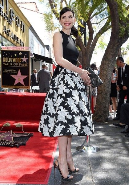 Julianna Margulies Photos - Julianna Margulies Walk of Fame - Zimbio