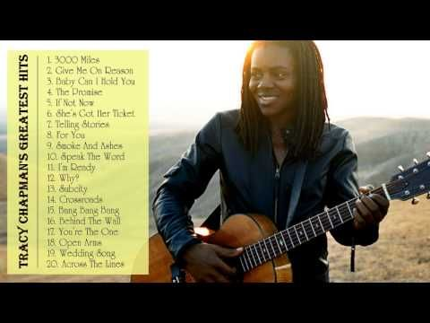 Tracy Chapman's Greatest Hits || Best Of Tracy Chapman - YouTube