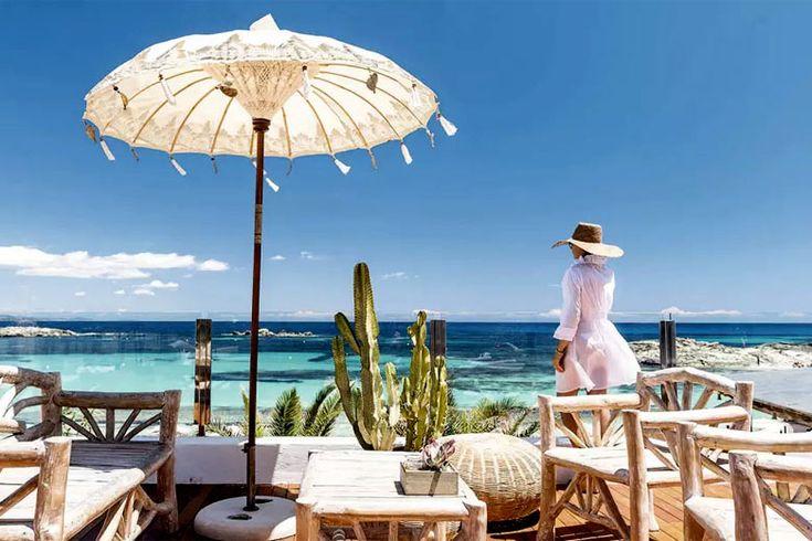 Hotel Tahiti, #Formentera, Balearics, #Spain | Weather2Travel.com #summer #travel #holiday