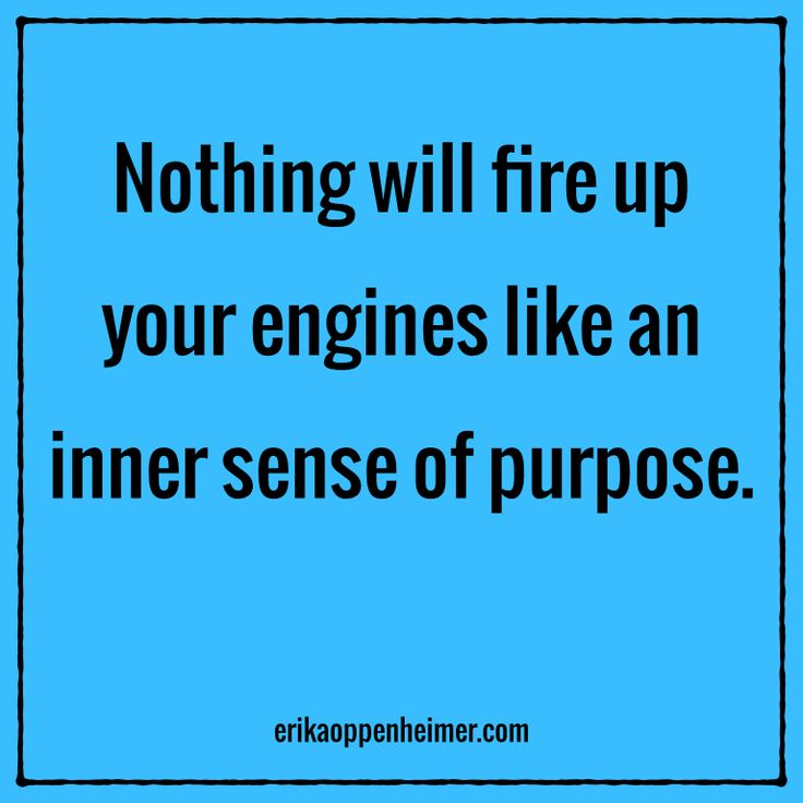 MM: Motivation vs. Purpose