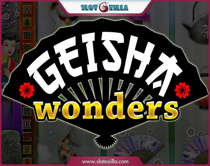 Geisha Wonders free #slot_machine #game presented by www.Slotozilla.com - World's biggest source of #free_slots where you can play slots for fun, free of charge, instantly online (no download or registration required) . So, spin some reels at Slotozilla! Geisha Wonders slots direct link: http://www.slotozilla.com/free-slots/geisha-wonders