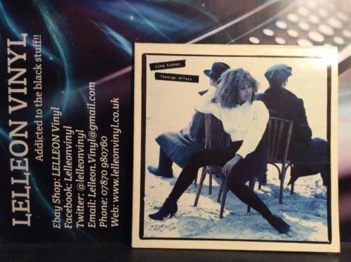 Tina Turner Foreign Affair Gatefold LP Album Vinyl Record ESTU2103 Pop Music:Records:Albums/ LPs:Pop:1980s