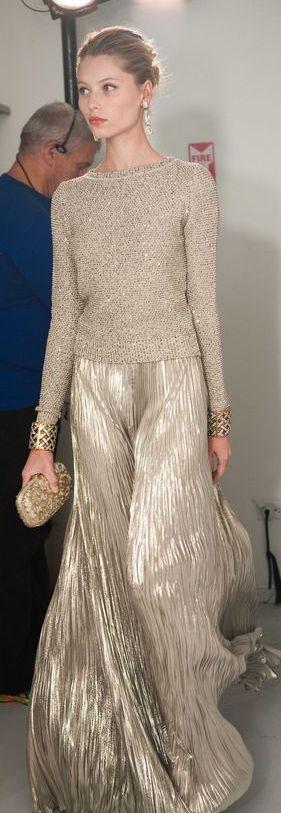 .La textura de la falda es muy linda