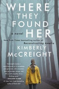 Great books recommended by Gillian Flynn, including the gripping thriller, Where They Found Her by Kimberly McCreight.