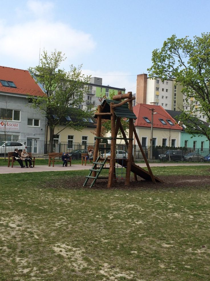 Baby friendly places in Bratislava