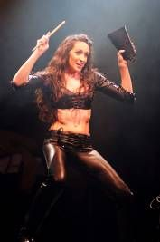 maureen from rent costume design - Google Search