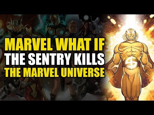 The Sentry/Marvel's Superman Kills The Marvel Universe (Marvel What If #200) - Video --> http://www.comics2film.com/the-sentrymarvels-superman-kills-the-marvel-universe-marvel-what-if-200/  #StaffPicks