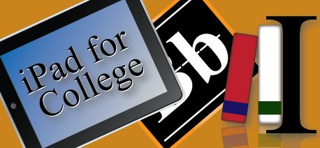 Make your ipad college ready