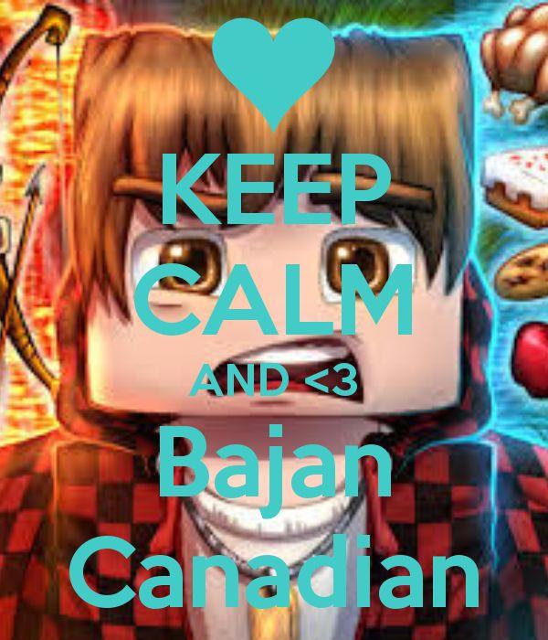 I Love Bajan Canadian
