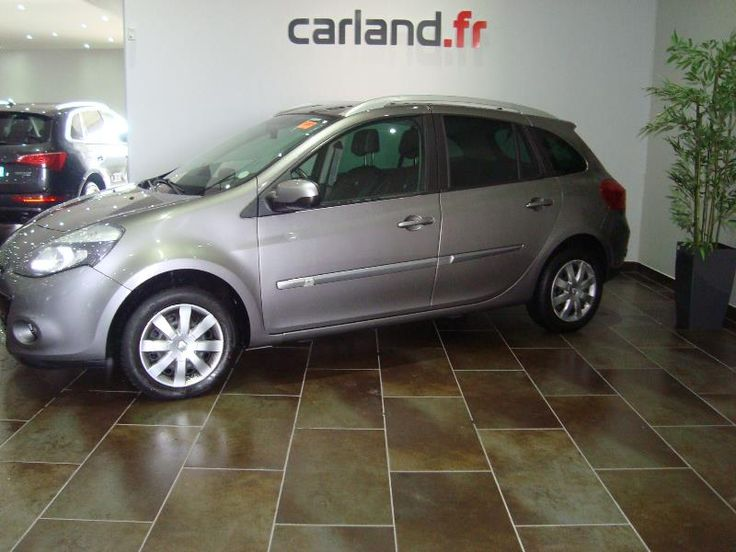 Annonce voiture occasion Carland Bourg en Bresse  http://www.carland.fr/nos-occasions/renault-clio-iii-estate-1-5-dci90-night-day-eco%C2%B2-ref-258/