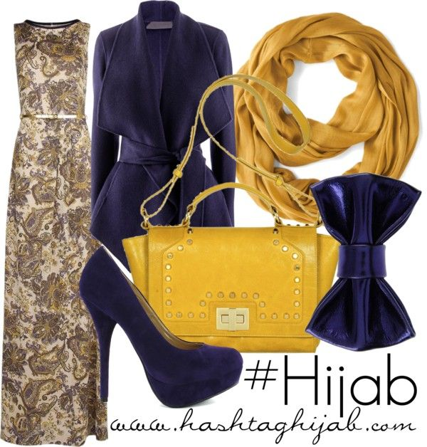 Hashtag Hijab Outfit #204