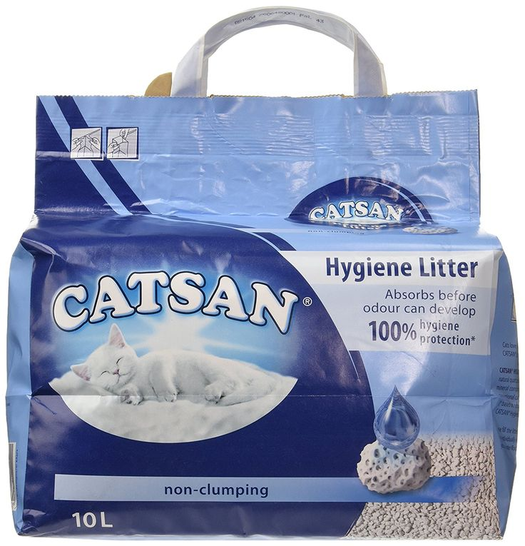 Catsan Hygiene Litter 10 Litre (Pack of 2) -- You can get additional details at the image link. #CatFood