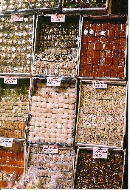malban (levantine candies) for sale in Lebanon