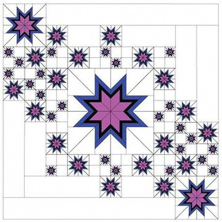 More Than 20 Fantastic Tactics For Modernquilts Star Quilt Patterns Star Quilts Paper Piecing Patterns