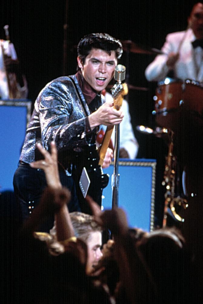 LA BAMBA, Lou Diamond Phillips, 1987. (c) Columbia Pictures.