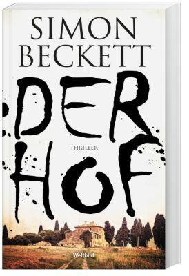 """""""Der Hof"""" von Simon Beckett. Bei Weltbild für nur 12.99 Euro!  #bestseller #krimi #spannend #weltbild"""