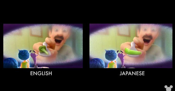 Cuando se trata de las películas de Pixar, lo sabemos todo acerca de sus personajes, historias y easter eggs, pero, ¿cómo se adaptan estos films a las distintas audiencias de cada país? Esta es la duda que ha querido resolver Pixar con este vídeo en el que nos muestra pequeñas modificaciones según la lengua y las tradiciones culturales de cada zona. Por ejemplo, en la versión estadounidense de Inside Out el deporte que juegan es el hockey sobre hielo, mientras que en otros países es el…