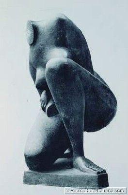 Marcello Mascherini - Bagnante (1951)
