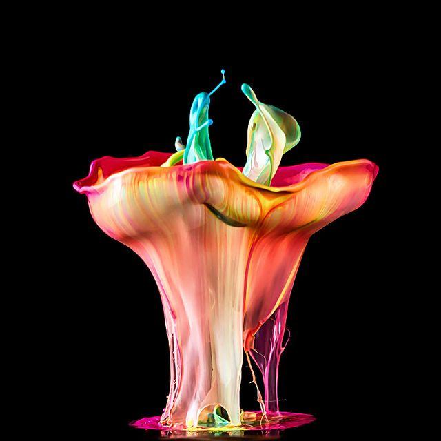 Color Sculpture by Maianer, via Flickr
