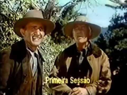 O MORRO DOS MAUS ESPÍRITOS (dublado) - filme de faroeste/western com Joh...