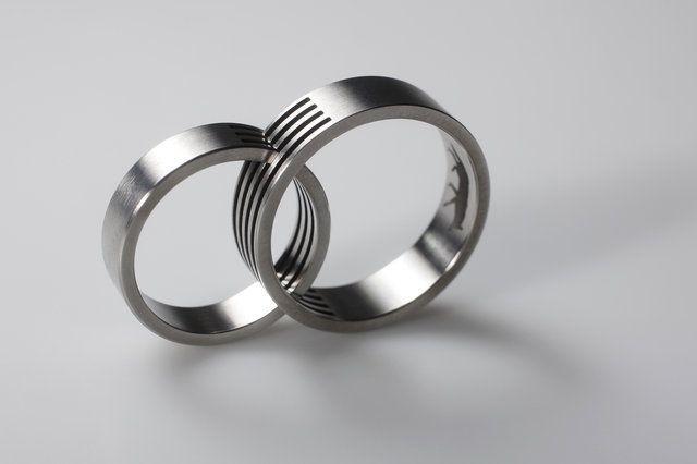 Absolutely stunning: WEDDING RINGS by KLARA SIPKOVA