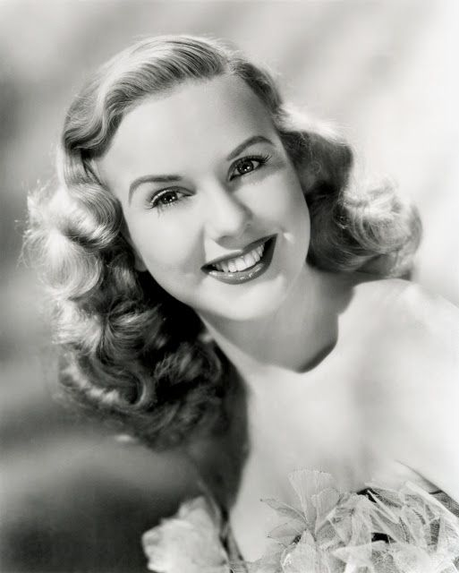 Diana Durbin, a well loved and much talented movie star, pianist, operatic singer that left the movie business to get married and raise a family. Best known for It Started With Eve and Three Smart Girls.
