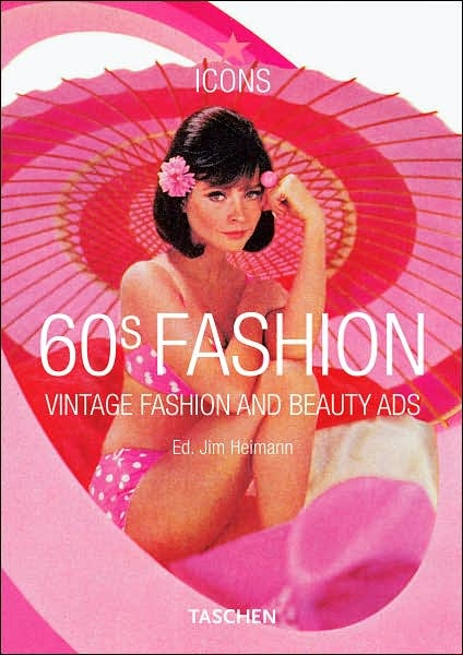 60's Fashion book from Taschen