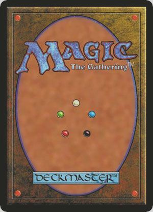Magic the Gathering card game