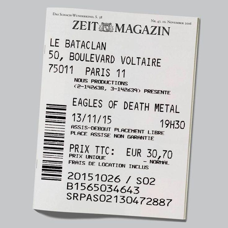 ZEITmagazin nr.47/2016